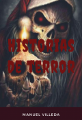 """Portada del libro """"Historias de terror"""""""