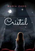 """Portada del libro """"Cristal"""""""