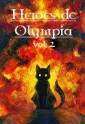 """Portada del libro """"Heroes de Olimpia - Volumen 2"""""""