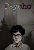 """Portada del libro """"Psycho"""""""