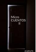 """Portada del libro """"Microcuentos Ii"""""""