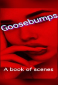 "Book cover ""Goosebumps """
