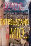 """Portada del libro """"Entre Tú Stand y El Mío"""""""