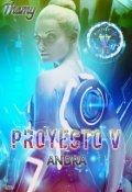 """Portada del libro """"Proyecto V (andra) Libro 1"""""""