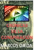 """Portada del libro """"Crónicas de la Conspiración"""""""