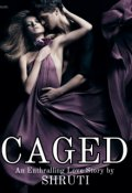 "Book cover ""Caged"""