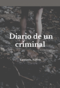 "Portada del libro ""Diario de un criminal"""