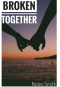 "Book cover ""Broken Together """
