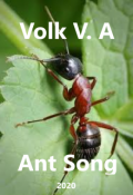 "Book cover ""Ant Song"""