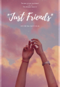 """Book cover """"Just Friends"""""""
