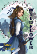 "Book cover ""Wildflower"""