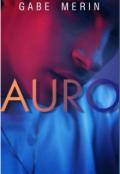 """Portada del libro """"Auro"""""""