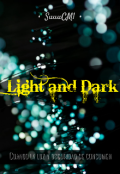 "Portada del libro ""Light and Dark"""