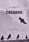 "Portada del libro ""Apocalypsis: Creados"""