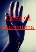 """Portada del libro """"Fiesta en cuarentena """""""