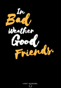 "Portada del libro ""In Bad Weather, Good Friends. """