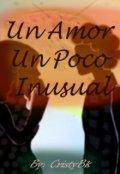 """Portada del libro """"Un amor un poco inusual"""""""