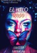 """Portada del libro """"El Hilo Rojo"""""""