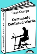 "Book cover ""Commonly Confused Words"""