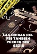 """Portada del libro """"Las chicas del Fbi también pueden ser sexis"""""""