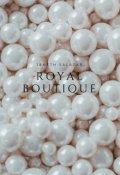 """Portada del libro """"Royal Boutique"""""""