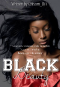"Book cover ""Black Beauty"""