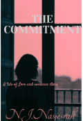 "Book cover ""The commitment """