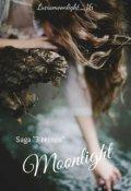 """Portada del libro """"Moonlight """""""