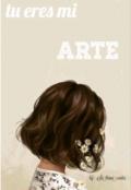 """Portada del libro """"Tu eres mi arte"""""""