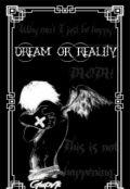 """Portada del libro """"""""Dream or Reality?"""""""""""