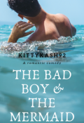 "Book cover ""The Bad Boy & The Mermaid """