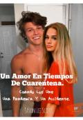 """Portada del libro """"Un Amor En Tiempos De Cuarentena. """""""