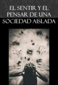 """Portada del libro """"El sentir y el pensar de una sociedad aislada"""""""