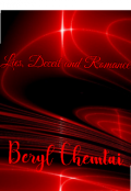 "Book cover ""Lies, Deceit and Romance"""