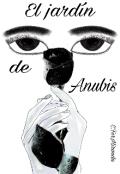 """Portada del libro """"El Jardín de Anubis"""""""