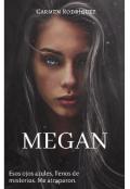 """Portada del libro """"Megan"""""""