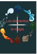 """Portada del libro """"Los elementos y la magia"""""""