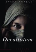 """Portada del libro """"Occultatum"""""""