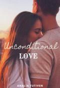 """Portada del libro """"Unconditional Love"""""""