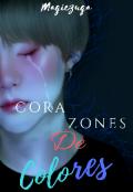 """Portada del libro """"Corazones de colores. Yoonmin (to) """""""