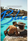 "Book cover ""Blue (color Seiries #1)"""