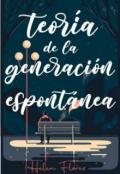 """Portada del libro """"Teoria de la Generación Espontánea"""""""
