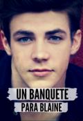 """Portada del libro """"Un banquete para Blaine"""""""