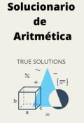 """Portada del libro """"Solucionario De Los Ejercicios De AritmÉtica """""""