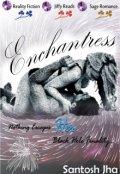"""Book cover """"Enchantress"""""""
