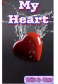 "Book cover ""My Heart"""