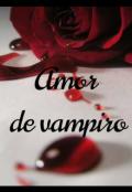 """Portada del libro """"Amor de vampiro"""""""