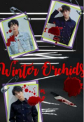 "Book cover ""Winter Orchids"""