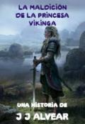 """Portada del libro """"La Maldición De La Princesa Vikinga"""""""