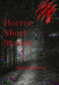 "Book cover ""Horror Short Stories"""